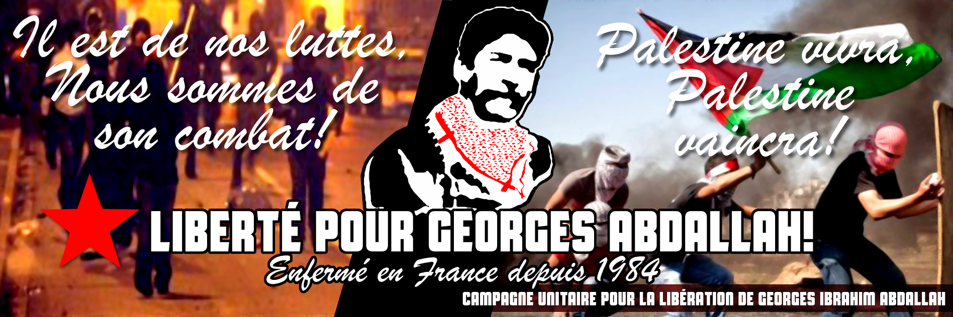 manif georges